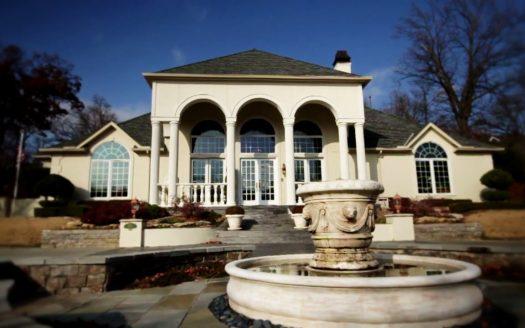 The Fountain, casas espectaculares filmadas con drones de última generación. ¡Vende, Compra y Alquila Tu Propiedad con REPLUS®!