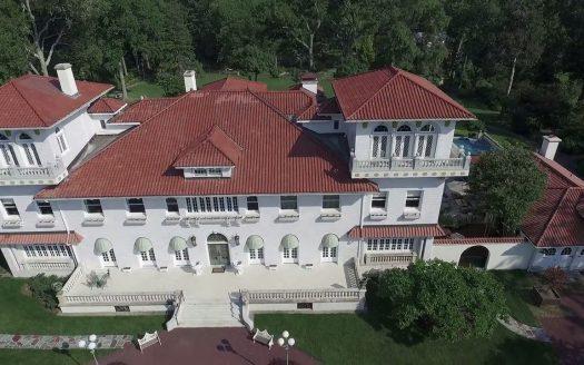 The Gloria Mansion, casas espectaculares filmadas con drones de última generación. ¡Vende, Compra y Alquila Tu Propiedad con REPLUS®!