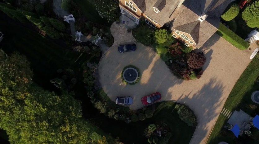 The Hamptons, casas espectaculares filmadas con drones de última generación.