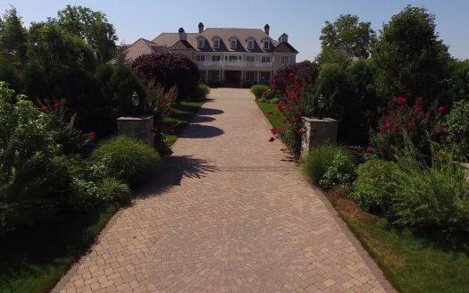 SkyVue Mansión Casas espectaculares filmadas con drones de última generación