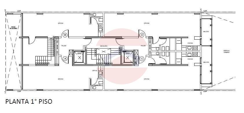 Plano 1er piso