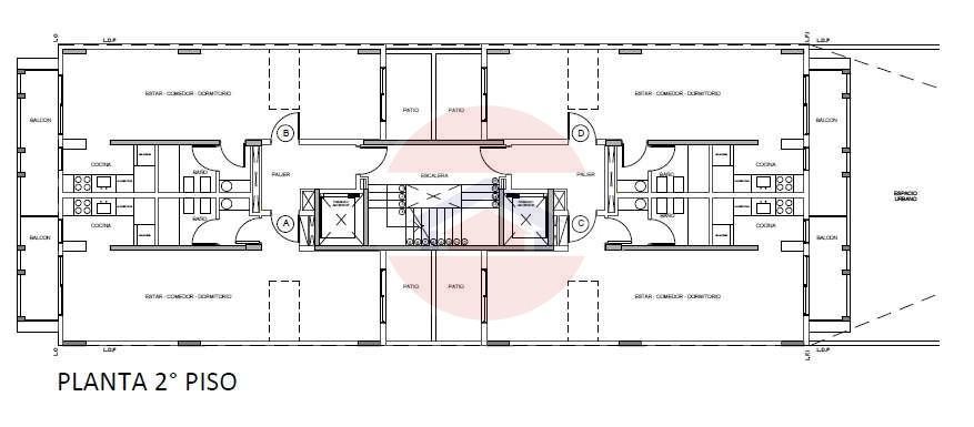 Plano 2do piso