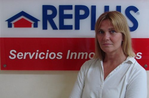 Silvina Elisabet Moreno Agente Asociada REPLUS