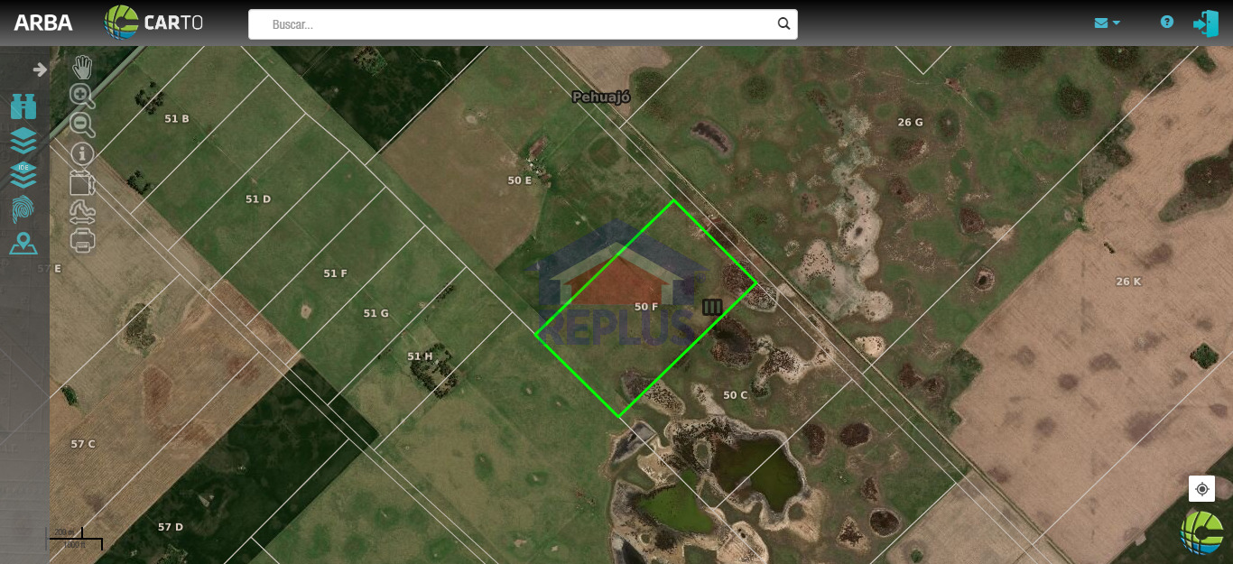 Plano Satelital